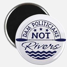 Dam Politicians Magnet