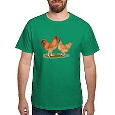 Lincolnshire Buff Chickens T-Shirt