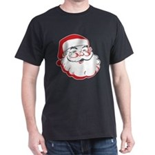 Happy Santa Face T-Shirt