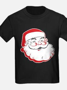 Happy Santa Face T