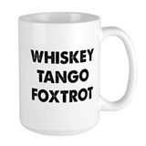 Military Large Mugs (15 oz)