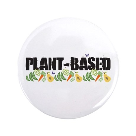 """Plant-based 3.5"""" Button (100 pack)"""