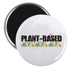 "Plant-based 2.25"" Magnet (100 pack)"