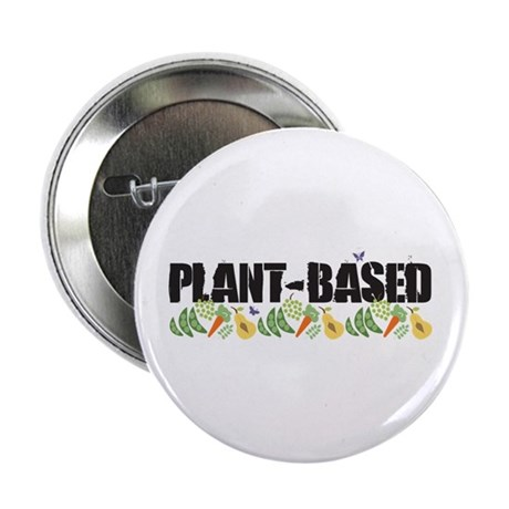 "Plant-based 2.25"" Button (10 pack)"