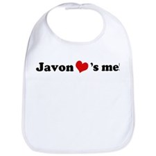 Javon loves me Bib
