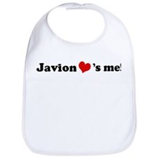 Javion loves me Bib