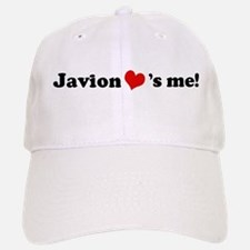 Javion loves me Baseball Baseball Cap