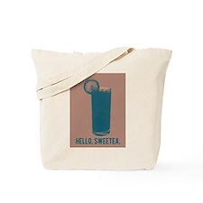 Hello, Sweetea. Tote Bag