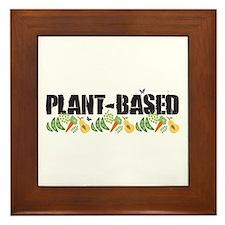 Plant-based Framed Tile
