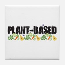 Plant-based Tile Coaster