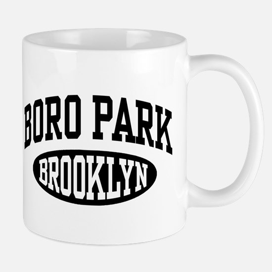 Boro Park Brooklyn Mug