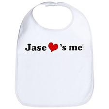 Jase loves me Bib