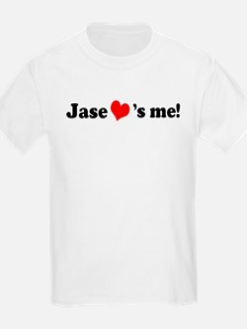 Jase loves me Kids T-Shirt