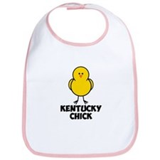 Kentucky Chick Bib