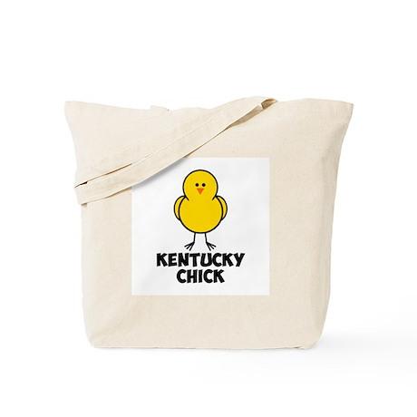 Kentucky Chick Tote Bag