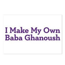 Baba Ghanoush Postcards (Package of 8)