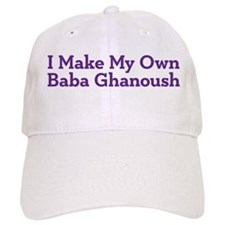 Baba Ghanoush Baseball Cap