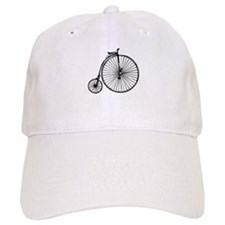 Antique Bicycle Baseball Cap