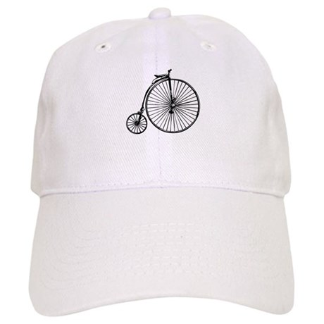 Antique Bicycle Cap