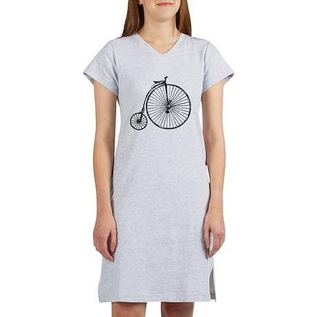Antique Bicycle Women's Nightshirt