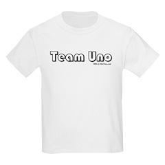 Team Uno Kids T-Shirt