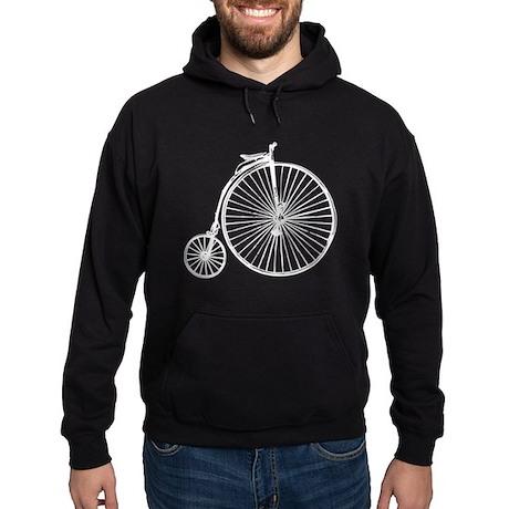 Antique Bicycle Hoodie (dark)