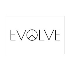 Evolve Love Posters