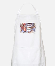 Christmas Outsourced Apron