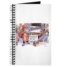 Christmas Outsourced Journal