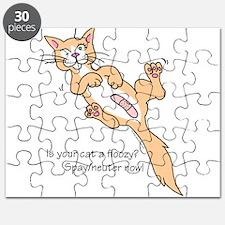 Floozy Cat Puzzle