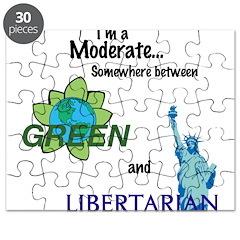 I'm a Moderate Puzzle