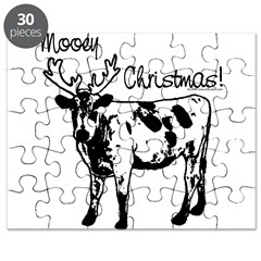 Mooey Christmas Puzzle