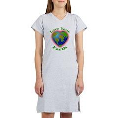 LoveYourEarth Women's Nightshirt