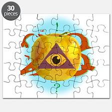 Illuminati Golden Apple Puzzle