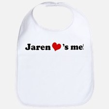 Jaren loves me Bib