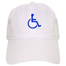 Handicapped Baseball Cap