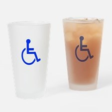 Handicapped Drinking Glass