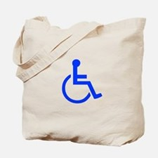 Handicapped Tote Bag