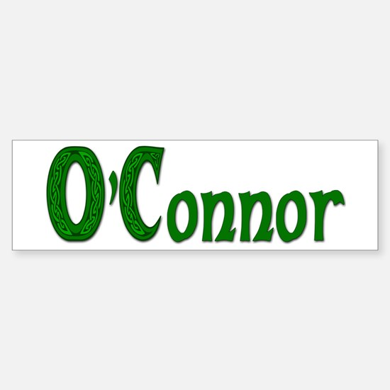 Family O'Connor Sticker (Bumper)