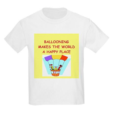 ballooning Kids Light T-Shirt