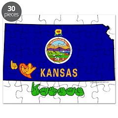 ILY Kansas Puzzle