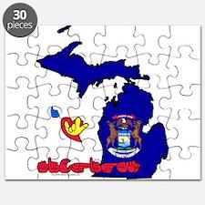 ILY Michigan Puzzle