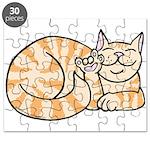 OrangeTabby ASL Kitty Puzzle