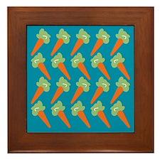 Cruelty free Framed Tile