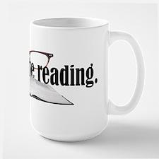 I'd Rather Read Mug