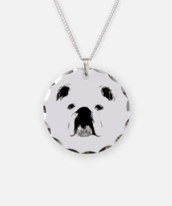 Bulldog Bacchanalia Necklace