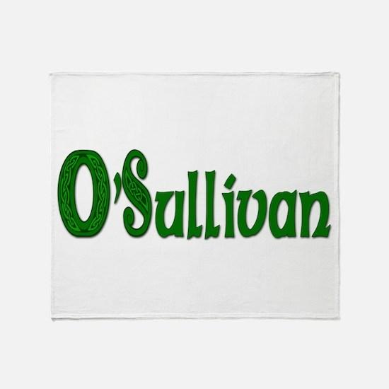 O'Sullivan Family Throw Blanket