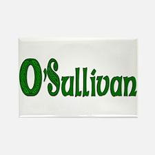 O'Sullivan Family Rectangle Magnet