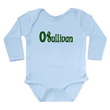 O'Sullivan Family Long Sleeve Infant Bodysuit