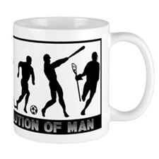 Lacrosse Evolution Mug